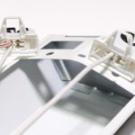 両側給電から片側給電へ配線の変え方~二灯用~